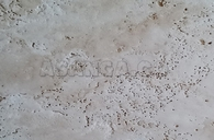 Leather-Choclate-Travertine